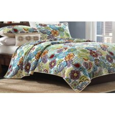 Tamil 4 Piece Coverlet Set
