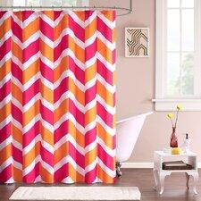 Billie Polyester Shower Curtain