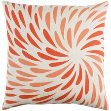 Flying Colors Eye of the Storm Throw Pillow
