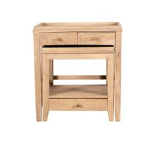 Claudia 2-Piece Nesting Tables