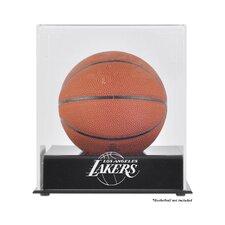 NBA Mini Basketball Display Case
