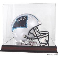 NFL Helmet Logo Display Case