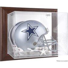 NFL Wall Mounted Logo Helmet Case
