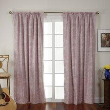 Brush Curtain Panels (Set of 2)