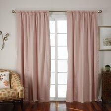 Woodstock Single Curtain Panel