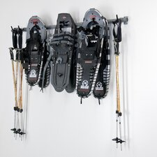 Large Snow Shoe Rack
