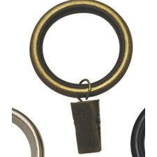 Titan EX Clip Curtain Ring (Set of 7)