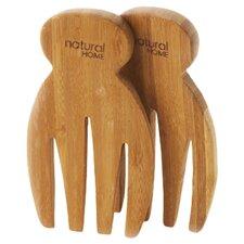 Bamboo Salad Hand (Set of 2)
