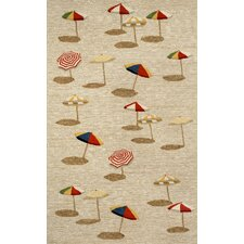 Frontporch Beach Umbrella Area Rug