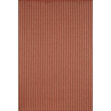 Monterey Sunset Texture Stripe Indoor/Outdoor Rug