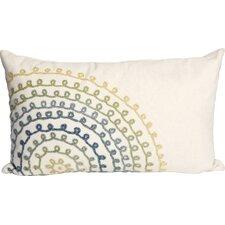 Ombre Threads Indoor/Outdoor Lumbar Pillow