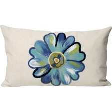 Daisy Indoor/Outdoor Lumbar Pillow