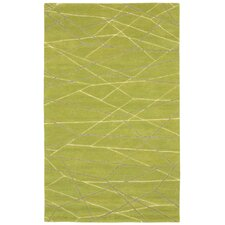 Seville Hand-Tufted Green Area Rug