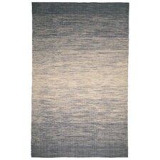Java Hand-Woven Navy Indoor/Outdoor Area Rug