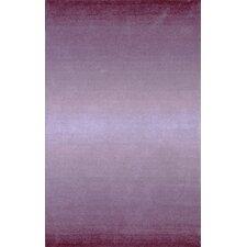 Ombre Purple Horizon Area Rug