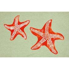 Visions III Star Fish Sea Doormat