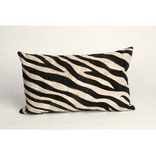 Visions I Zebra Lumbar Pillow