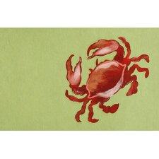 Visions II Crab Doormat