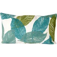 Mystic Leaf Indoor/Outdoor Lumbar Pillow