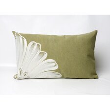 Antique Medallion Indoor/Outdoor Lumbar Pillow