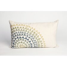 Ombre Threads Indoor/Outdoor Lumbar Pillow