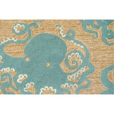 Frontporch Octopus Area Rug