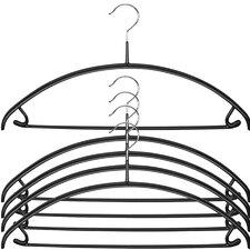 Euro Skirt Non-Slip Hanger (Set of 5)