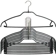 Silhouette Ultra Thin Skirt Non-Slip Hanger (Set of 10)