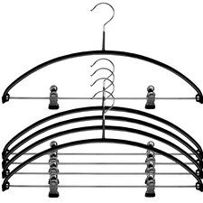 Euro Pant Bar with Clips (Set of 5)