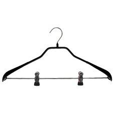Bodyform Non-Slip Hanger with Clips