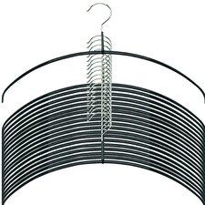 Euro Ultra Thin Shirt Non-Slip Hanger (Set of 20)