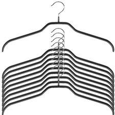 Silhouette Non-Slip Hanger (Set of 10)
