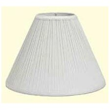 "18"" Mushroom Pleat Empire Lamp Shade"