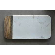 Marble Wood Cheese Board