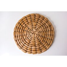 Round Sea Grass Placemat