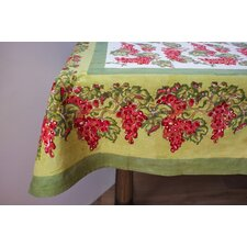 Grapevines Tablecloth