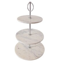 Marble 3 Tier Cake Stand