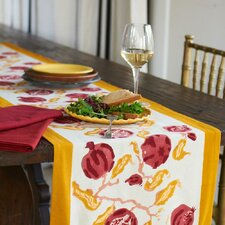 Pomegranate Table Runner