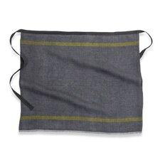 Laundered Linen Stripe Apron