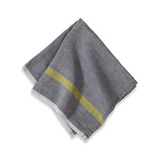 Laundered Linen Stripe Napkin (Set of 4)