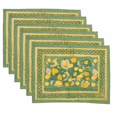 Fruit Placemat (Set of 6)