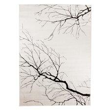 Teppich Oksalla in Grau