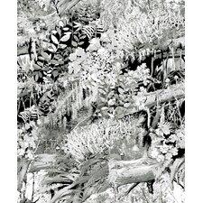 Botanische Tapete Horisontti 1120 cm L x 530 cm B