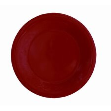 Red Sensation Rim Plate (Set of 3)