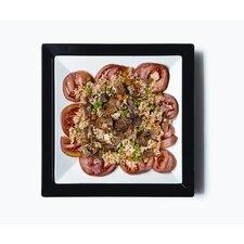 Siciliano Square Plate in Black