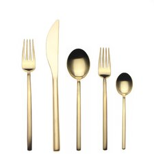 Due 5 Piece Flatware Set