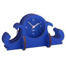 Wooden Jigsaw Mantel Clock