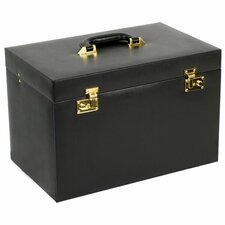 Heritage Chelsea Extra Large Jewelry Trunk