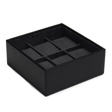 6 Piece Standard Watch Stackable Tray