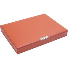 Large Stackable Tray with Lid